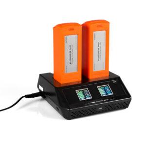 Yuneec experience center Nederland multi batterijoplader voor drones