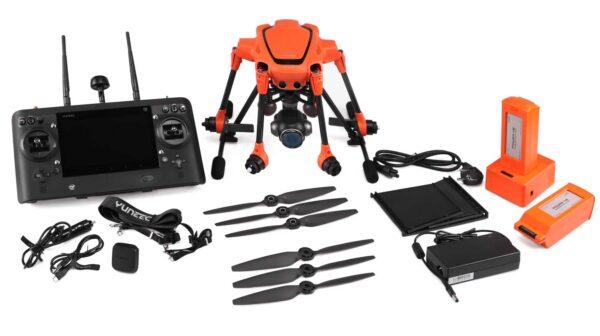 Yuneec experience center Nederland drone H520e en toebehoren