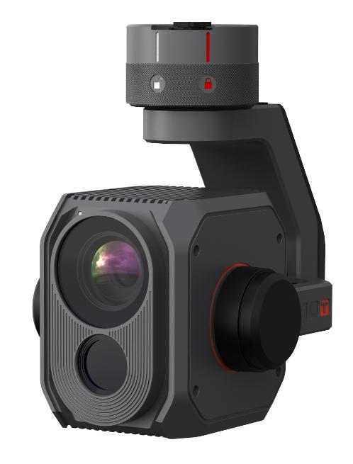 Yuneec experience center Nederland drone thermische camera voor infrarood opnamen
