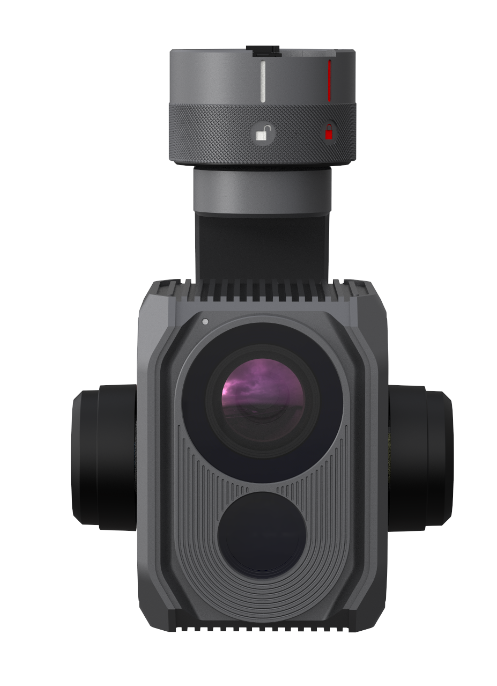 Yuneec experience center Nederland drone thermische camera