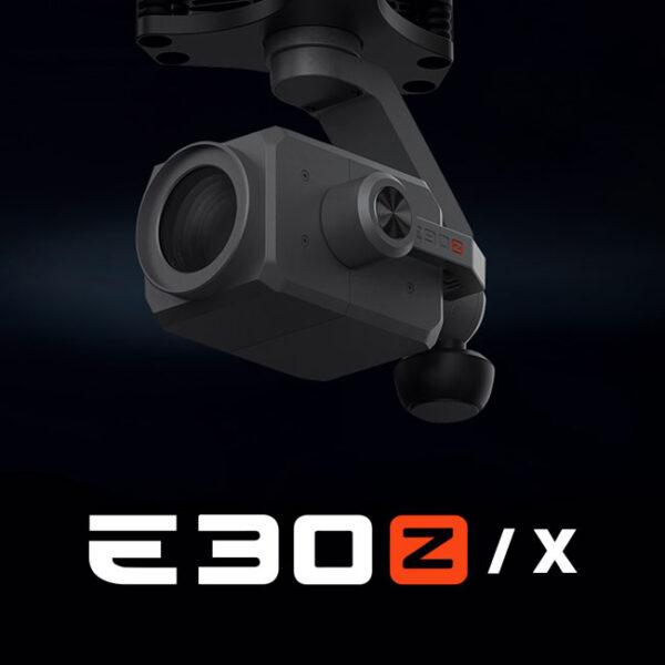 Yuneec drone zoom camera