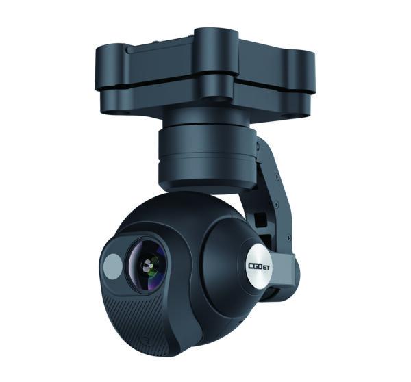 Yuneec experience center Nederland dual thermische infrarood drone camera met FLIR sensor