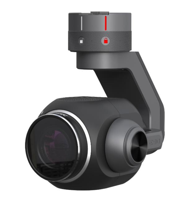 Yuneec experience center Nederland hoge resolutie drone camera met digitale zoom