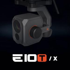infrarood hoge resolutie thermische camera drone yuneec