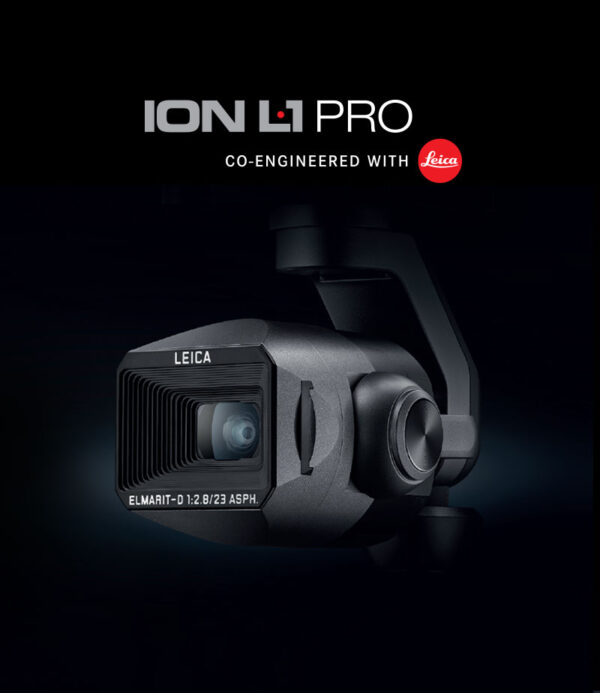 Yuneec Nederland Drone luchtfotografie Leica Leica camera ION L1 pro