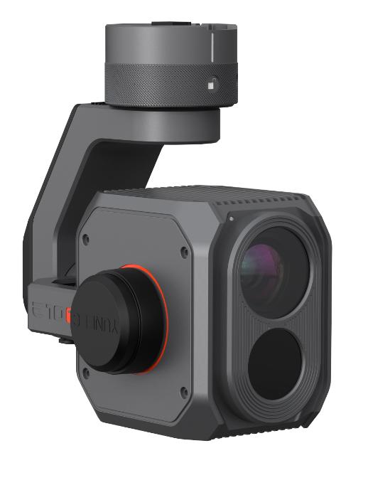 infrarood thermische camera