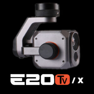 yuneec Nederland E20 Vt/x thermische camera