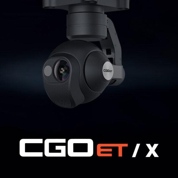 Yuneec CGOETX lichtgevoelige thermische camera