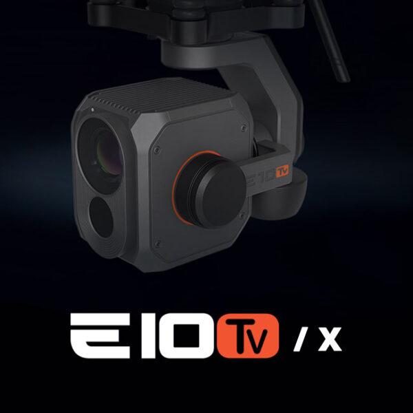 Flir thermische infrarood camera