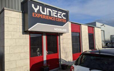 Het eerste Yuneec Experience Center in Europa is een feit!