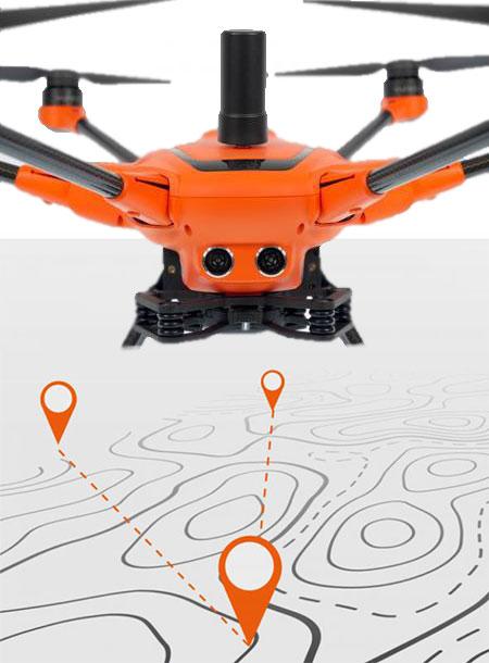 Yuneec Nederland H520E RTK drone